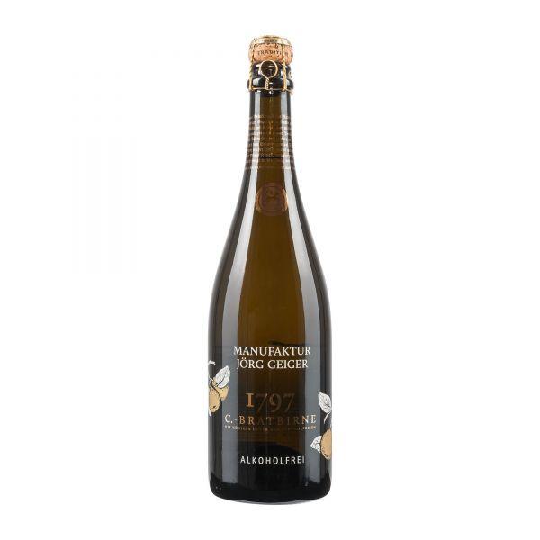 Jörg Geiger | Champagner Bratbirne | alkoholfrei