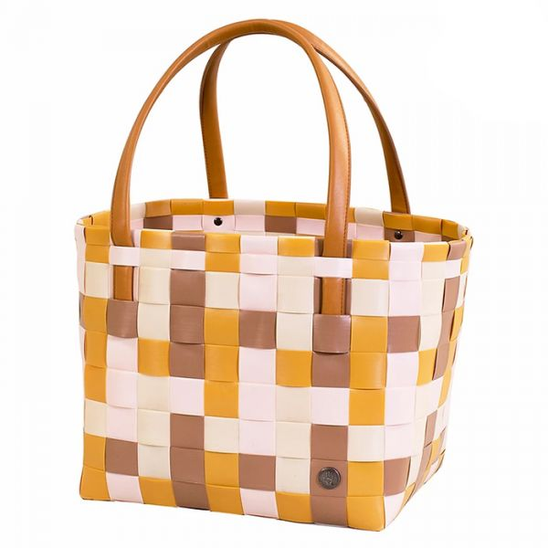 Handed By | Shopper Color Block | Honey Mix