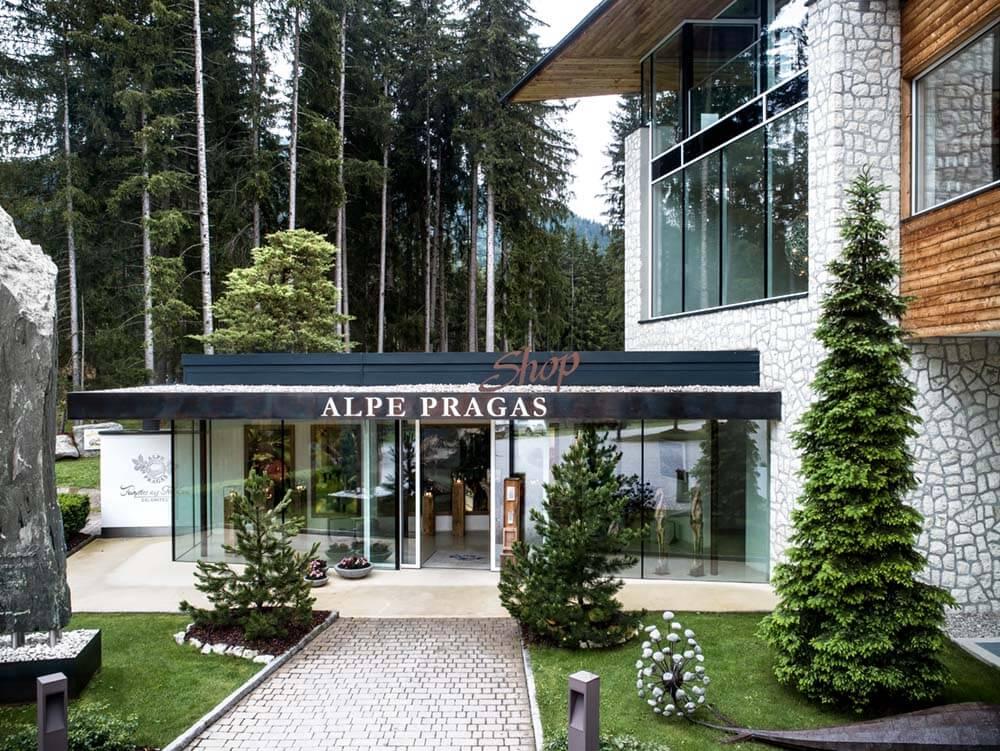 Alpe Pragas Frucht Boutique