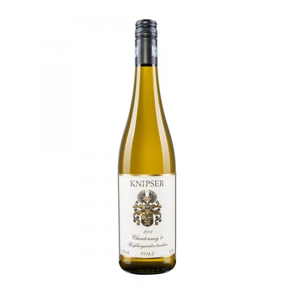 Knipser | Chardonnay Weißburgunder | 2019