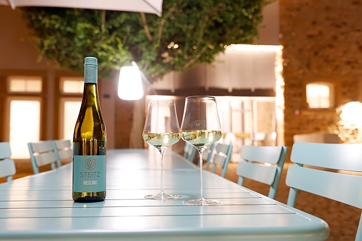 Steitz Wein genießen