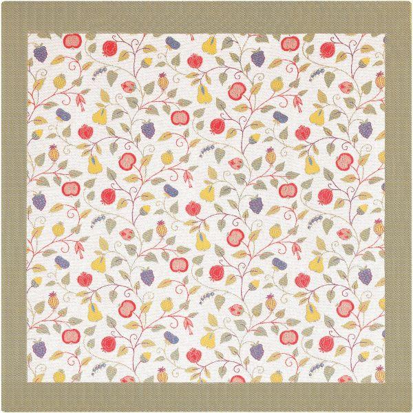 Ekelund | Floral Tischdecke | 145x145cm