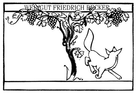 Friedrich Becker | Wein aus Schweigen