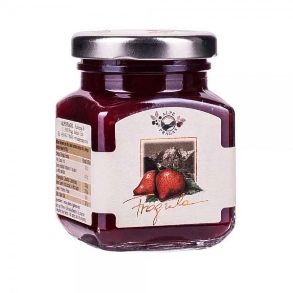 Alpe Pragas Erdbeere Fruchtaufstrich 110g