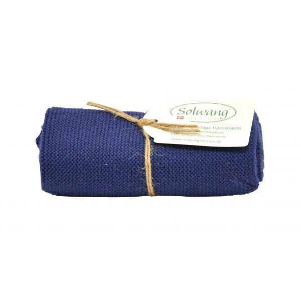 Solwang   Handtuch   Staubig Blau   H22