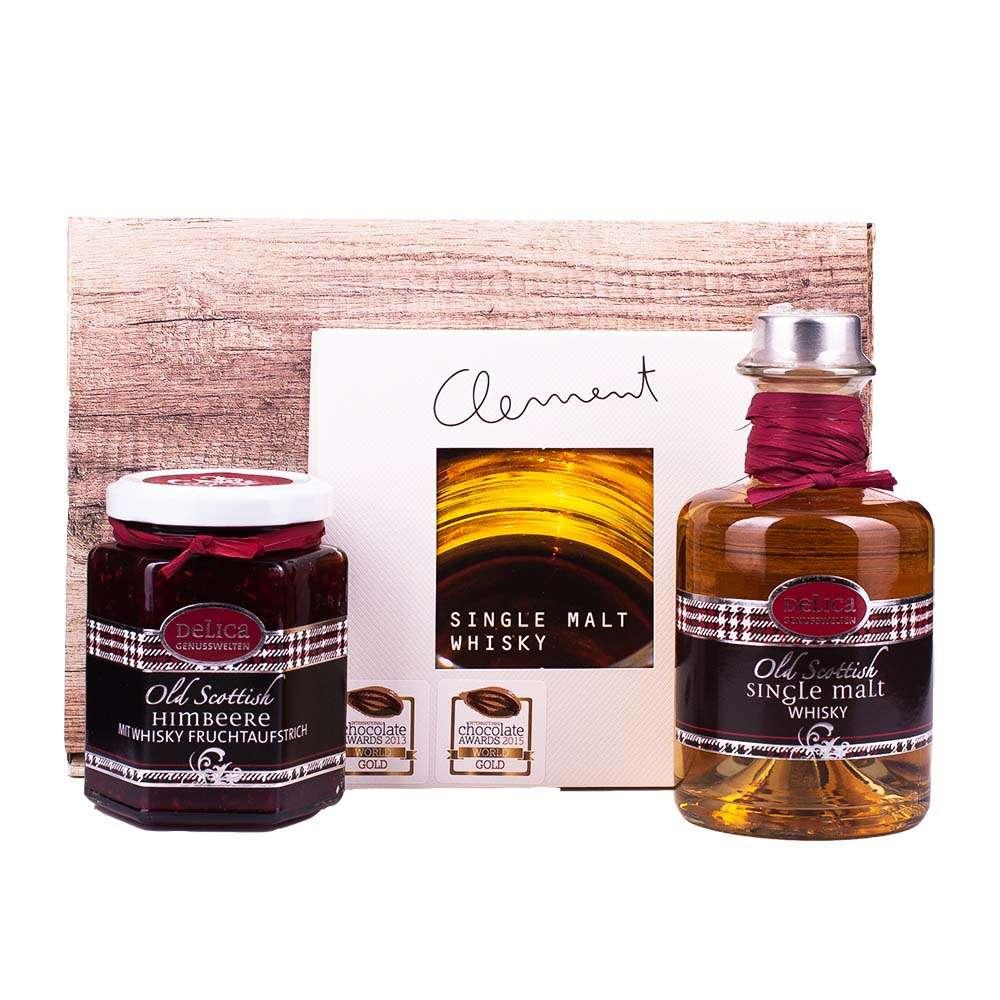 Kleines Whisky Geschenk | Weihnachtsgeschenke | Weihnachten | nur Gutes