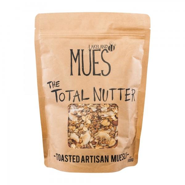 Lakeland Mues | The Total Nutter Müsli | 500g
