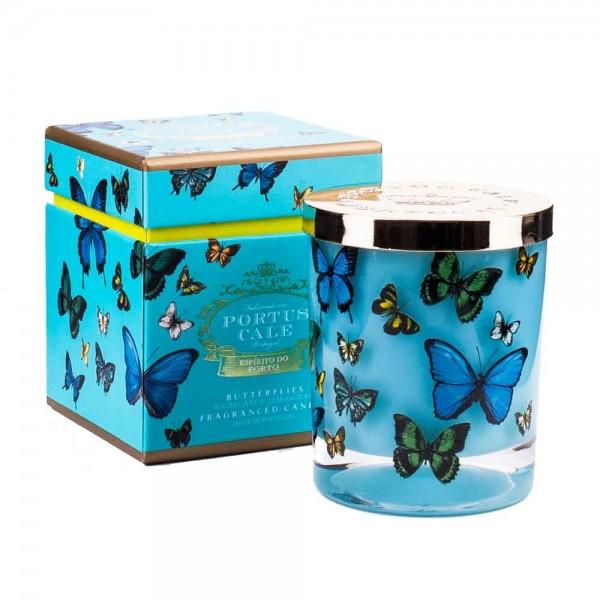 Portus Cale | Duftkerze | Butterflies