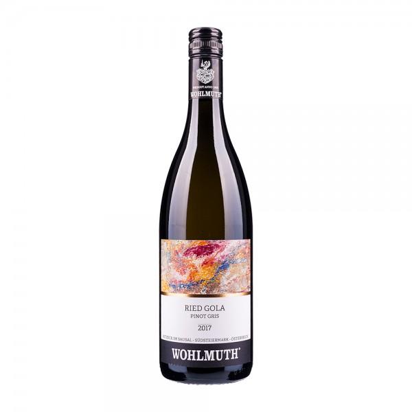 Wohlmuth Pinot Gris Ried Gola 2017 [FAIR]