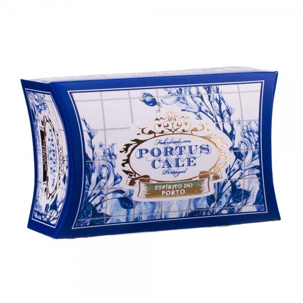 Portus Cale Gästeseife Gold & Blue 40g