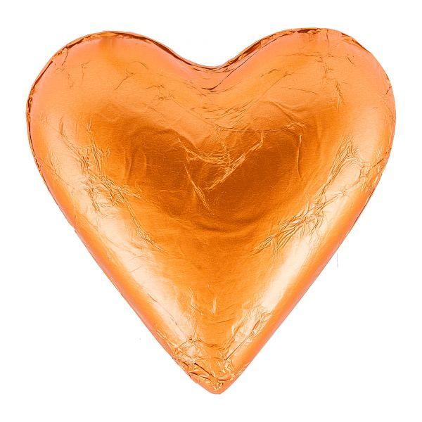 Fesey | Schokoladenherz orange | 30g