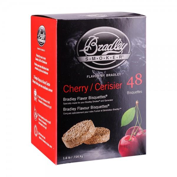 Bradley Smoker Räucher Bisquetten Cherry 48er