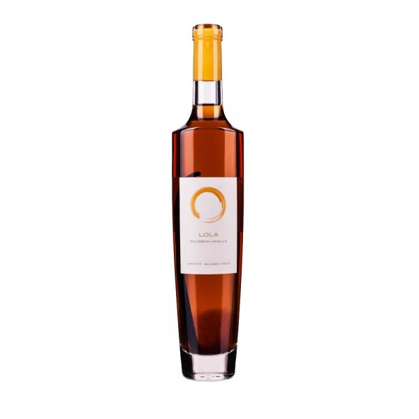 Lang Weinessig Lola Aperitif Essig mit Bourbon Vanille 350ml