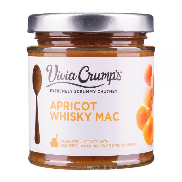 Vivia Crumps   Aprikosen Chutney mit Whisky