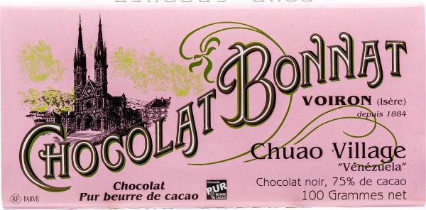 Bonnat Schokolade | Chuao Village 75% | Venezuela