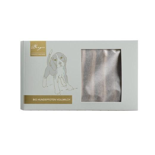 Berger Schokolade | Vollmilch Hundepfoten [BIO] [FAIR]