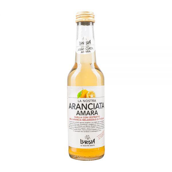 Lurisia | Aranciata Amara | Limonade