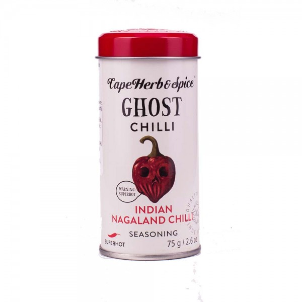 Cape Herb & Spice | Ghost Chilli Indian Nagaland | Gewürzzubereitung | 75g