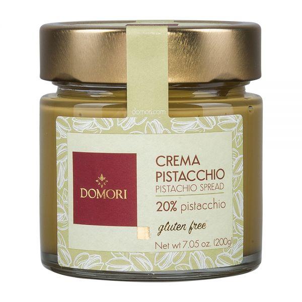 Domori | Crema Pistacchio | Pistaziencreme