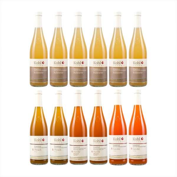 Kohl | Apfelsaft Sunshine 12er Paket