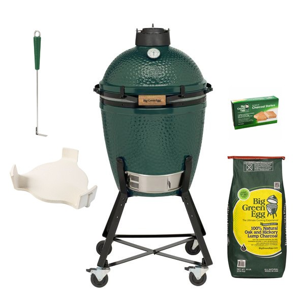 Big Green Egg Medium Starter Paket