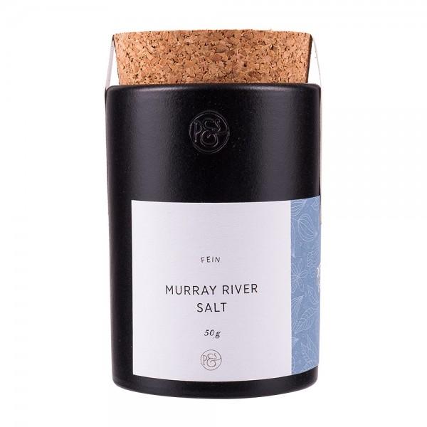 Pfeffersack und Soehne | Murray River Salt Keramikdose | 50g