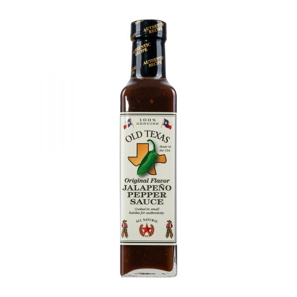 Old Texas | Jalapeno Pepper Sauce