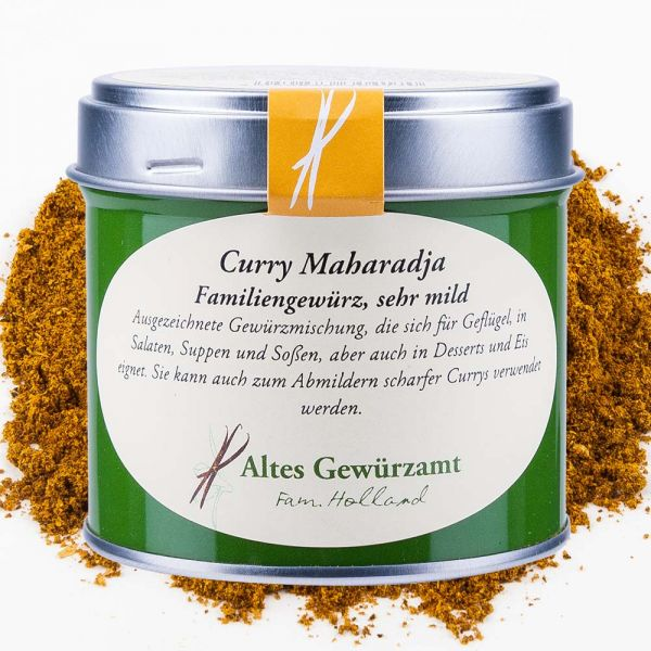 Ingo Holland | Curry Maharadja | 70g
