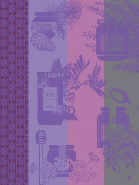 Geschirrtuch | Miel en Pot | Lavendel
