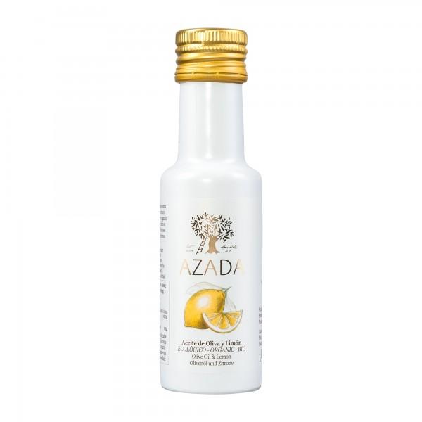 Azada | Olivenöl Extra Nativ mit Zitrone | [BIO] 100ml