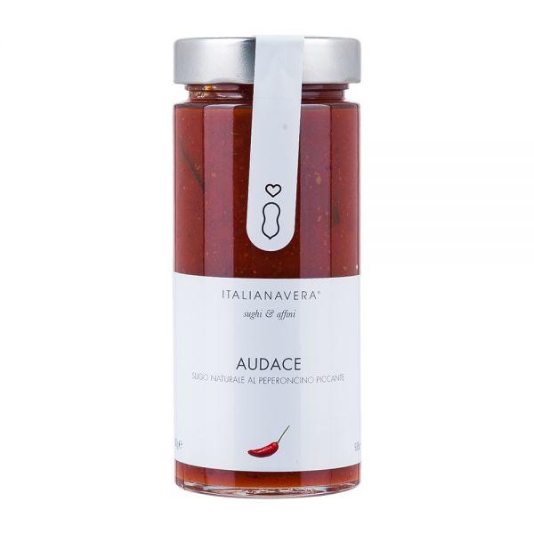 Italianavera | Tomaten Sugo Audace mit Chili