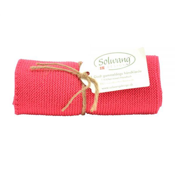 Solwang | Handtuch | Himbeere | H63