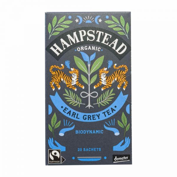 Hampstead Tea | Earl Grey Tee