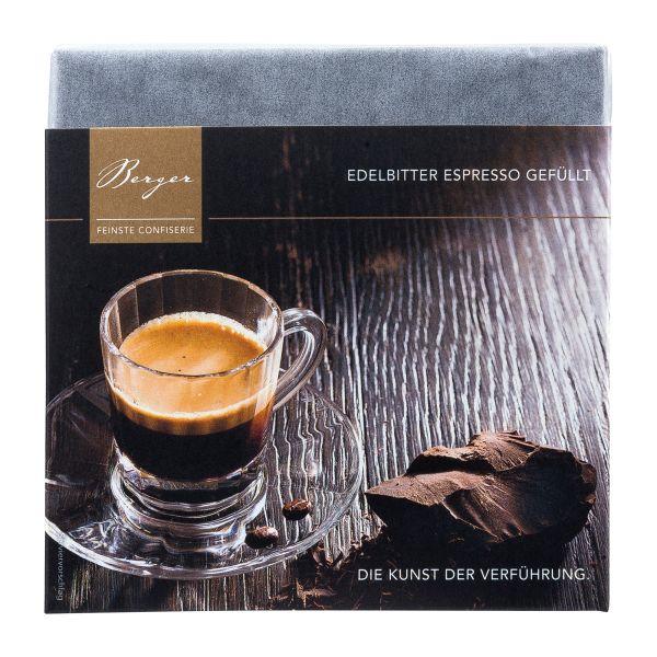 Berger Schokolade | Zartbitter Espresso [FAIR]