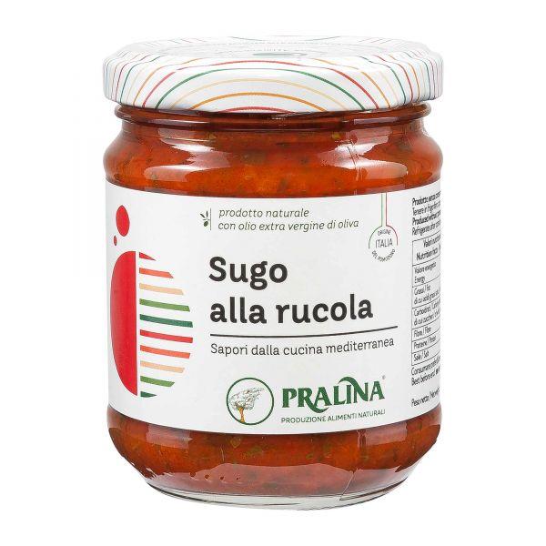 Pralina   Tomatensauce mit Rucola   180g