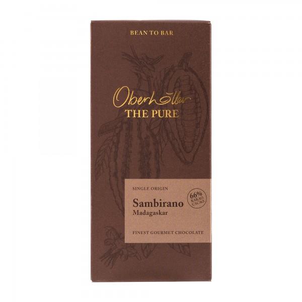 Oberhöller Schokolade | Sambirano Madagaskar 66% | 70g
