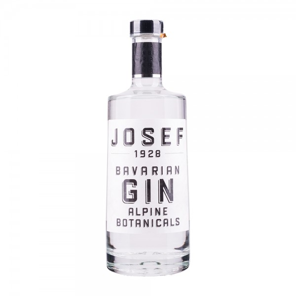 JOSEF Gin Alpine Botanicals