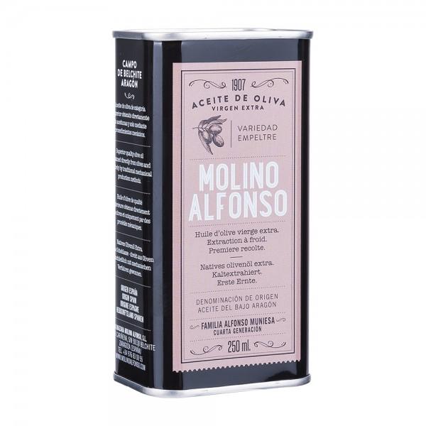 Molino Alfonso Natives Olivenöl Extra Empeltre 250ml