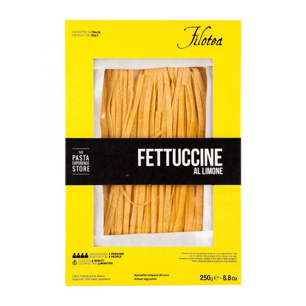 Pasta Filotea   Fettuccine al Limone   ital. Nudeln   250g