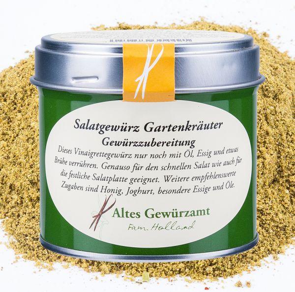 Ingo Holland | Salatgewürz Gartenkräuter | 90g