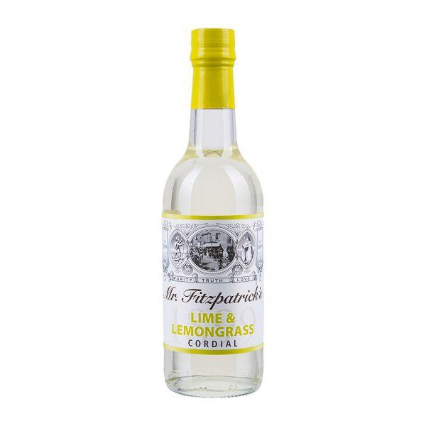 Mr Fitzpatricks | Limettensirup mit Zitronengras | alkoholfrei