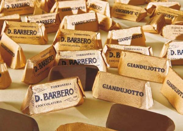 D.Barbero | Gianduiotti | 500g | Haselnuss Nougat