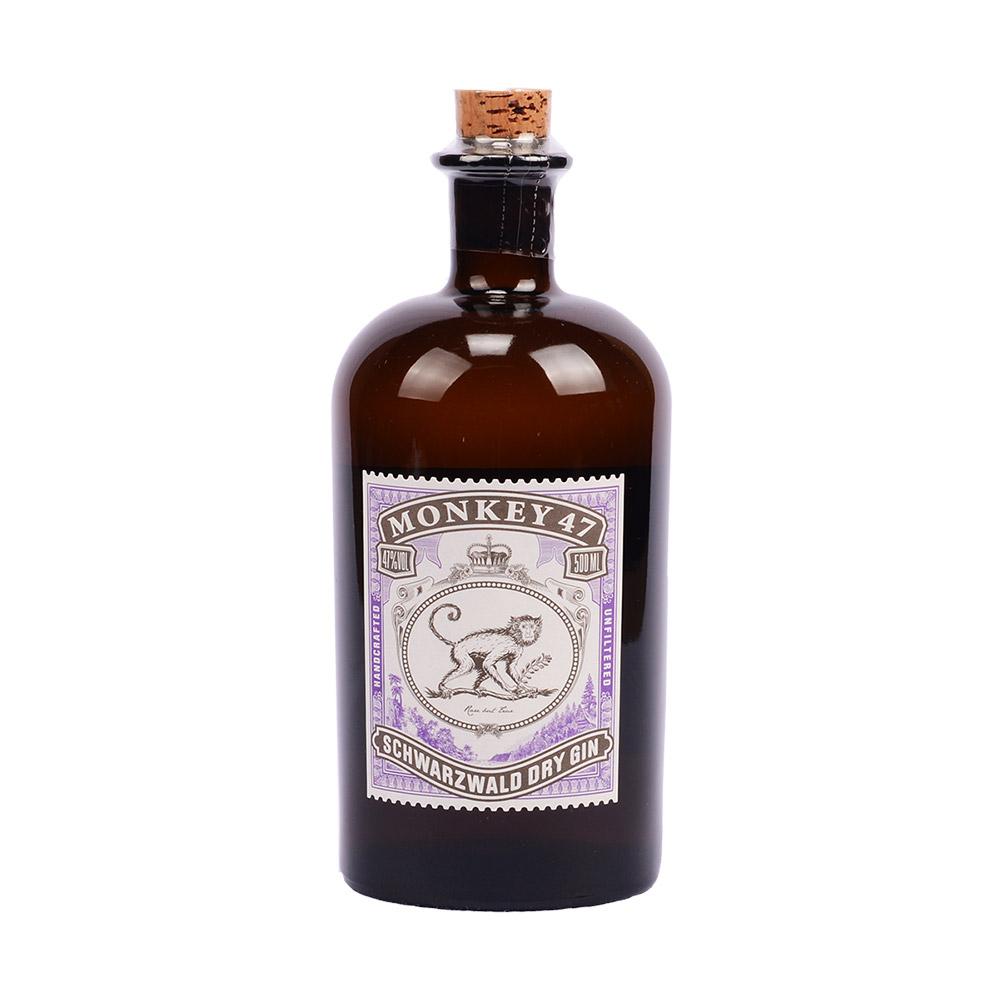 monkey 47 schwarzwald dry gin gin lik re br nde getr nke nur gutes. Black Bedroom Furniture Sets. Home Design Ideas