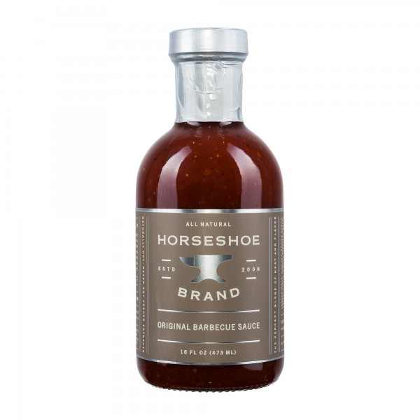 Horseshoe | Original BBQ Sauce | Grillsauce | 473ml