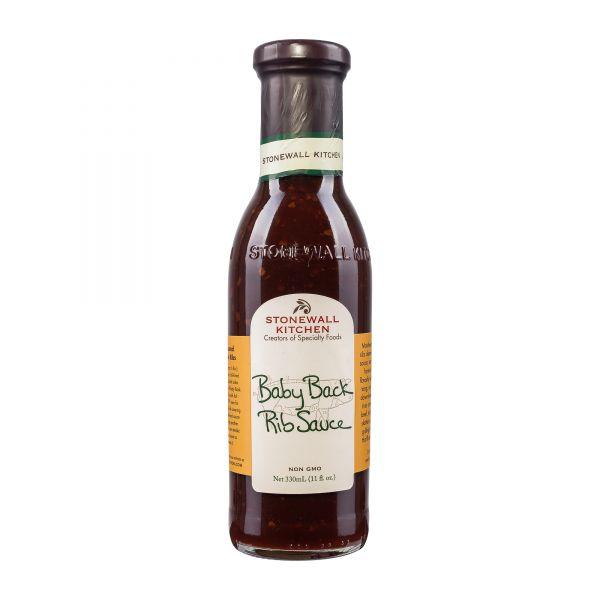 Stonewall Kitchen | Baby Back Rib Sauce | Grillsauce