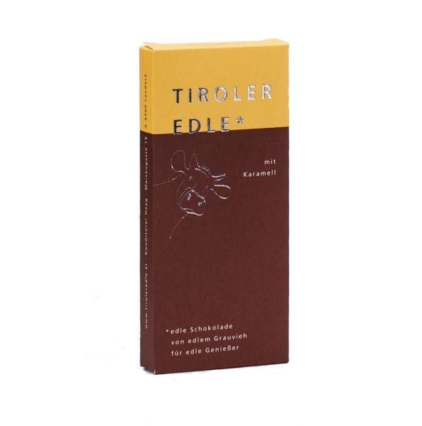 Tiroler Edle | Schokolade mit Karamell