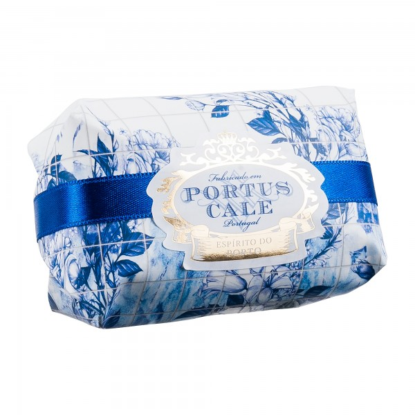 Portus Cale | Seife | Gold & Blue | 150g