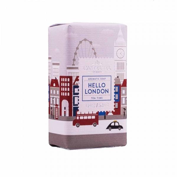 Castelbel | Seife Hello London | Hello Cities | 150g
