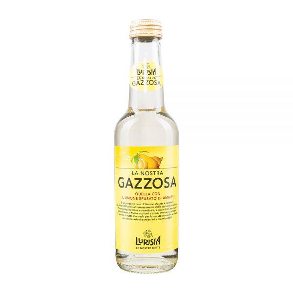 Lurisia | Gazzosa | Zitronen Limonade