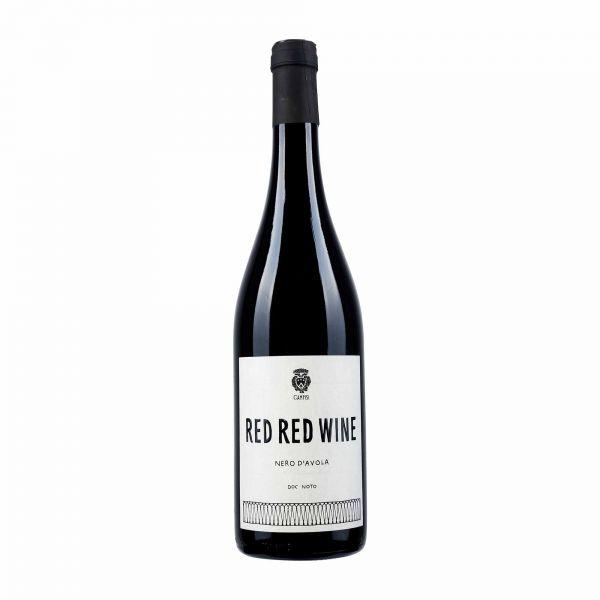 Vini Campisi   Red Red Wine   Nero d´Avola   2017 [BIO]